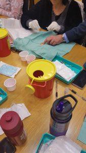 אימון סימולציה רפואית בבתי החולים ובקהילה